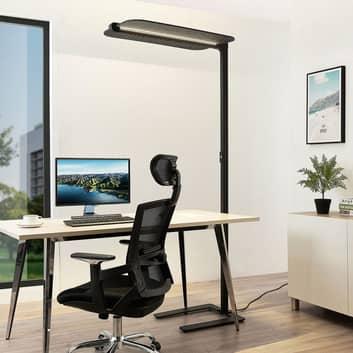 Arcchio Ameir toimiston LED-lattiavalaisin harmaa
