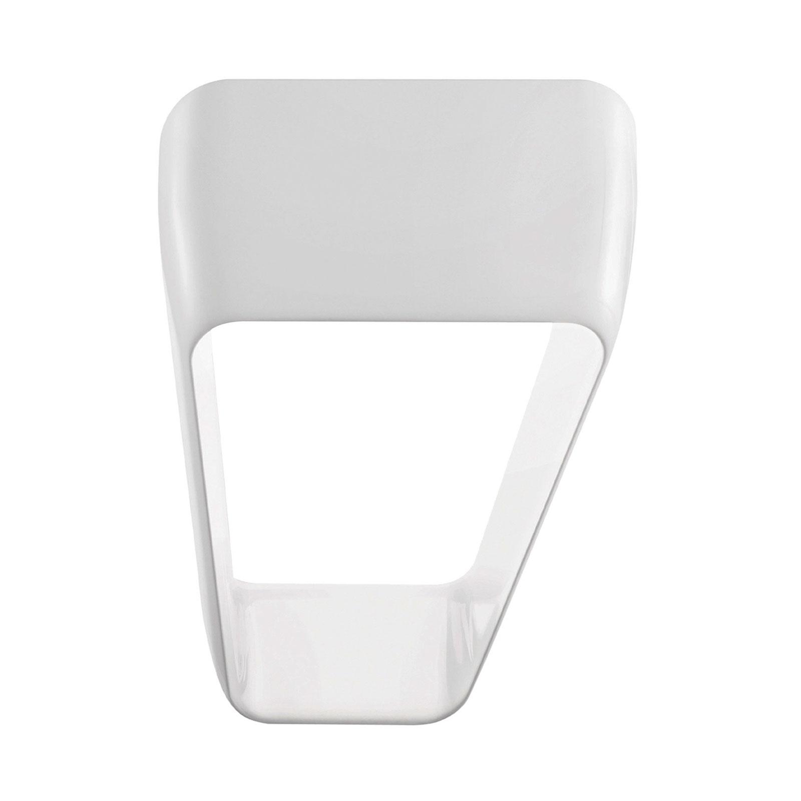 Kundalini Frame LED wandlamp, wit