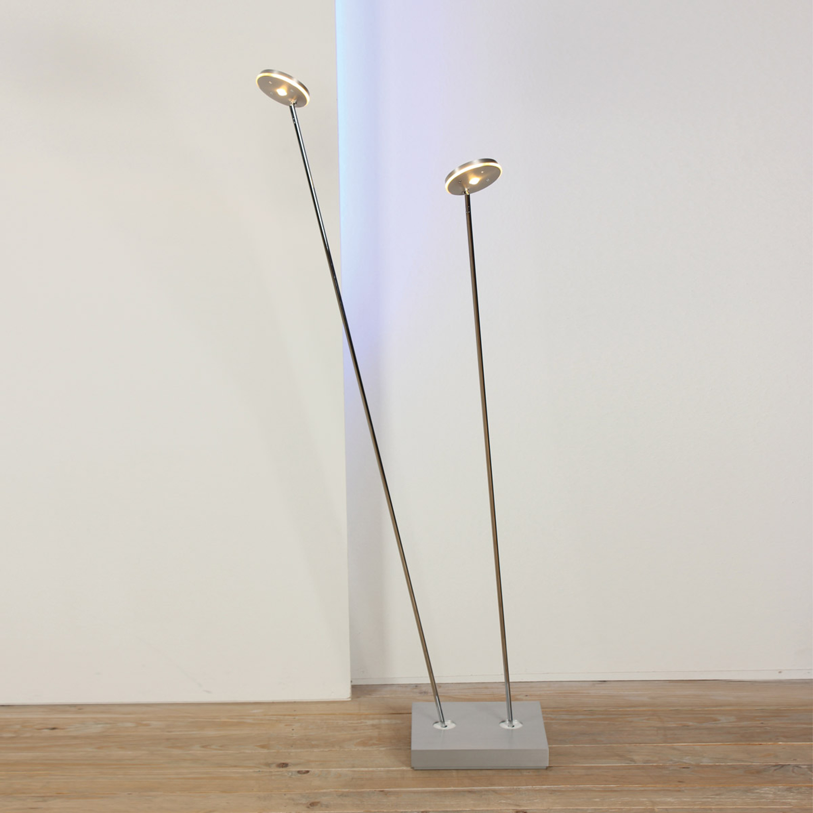 Height 140 cm, LED floor lamp Spot It with dimmer_3051122_1
