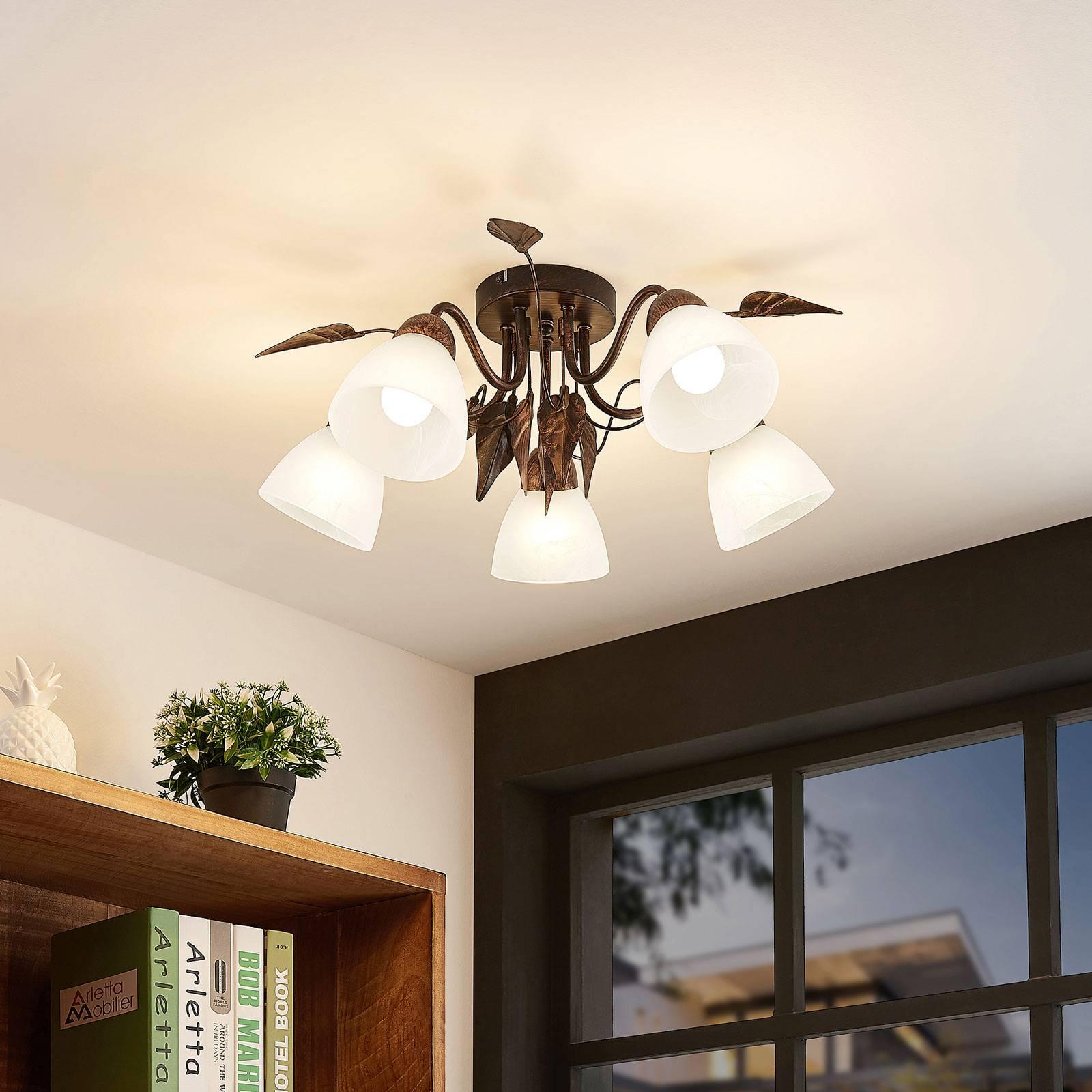 Lindby Noveli lampa sufitowa