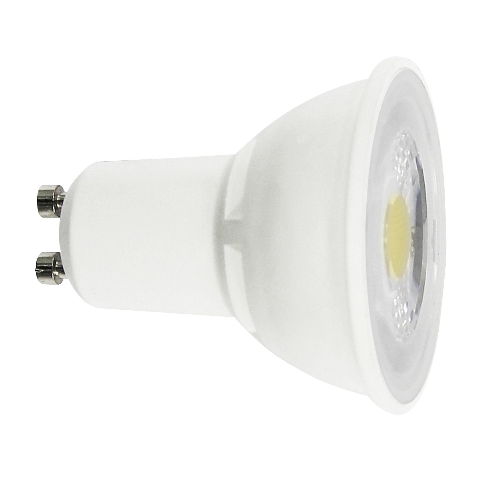 Reflektor LED GU10 6,5W 3000K 500 lm, ściemniana