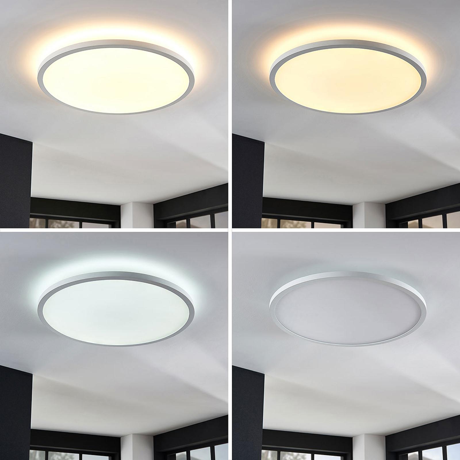 LED-Panel Brenda CCT Fernbedienung Ø 60 cm
