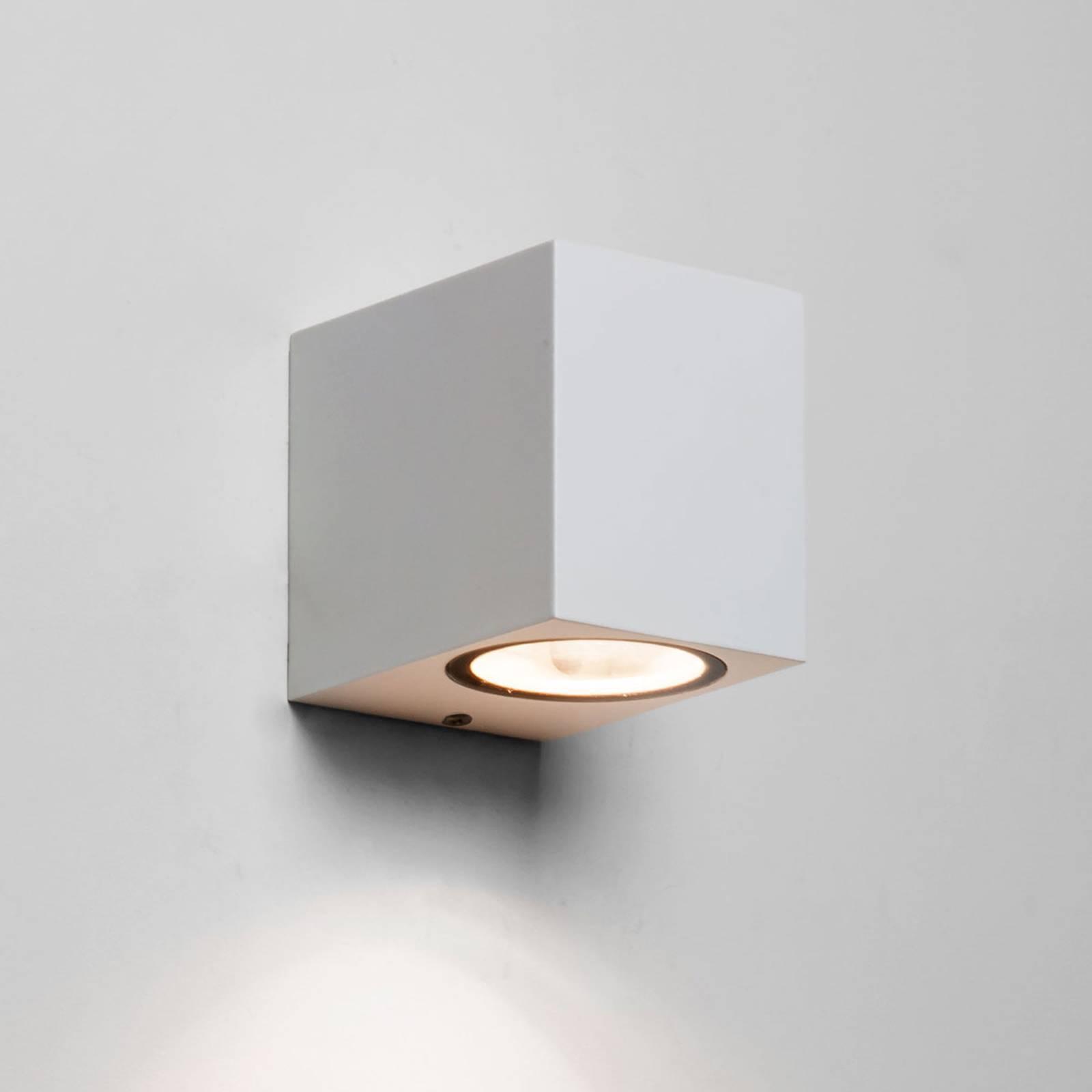 Astro Chios 80 - compacte buitenwandlamp wit