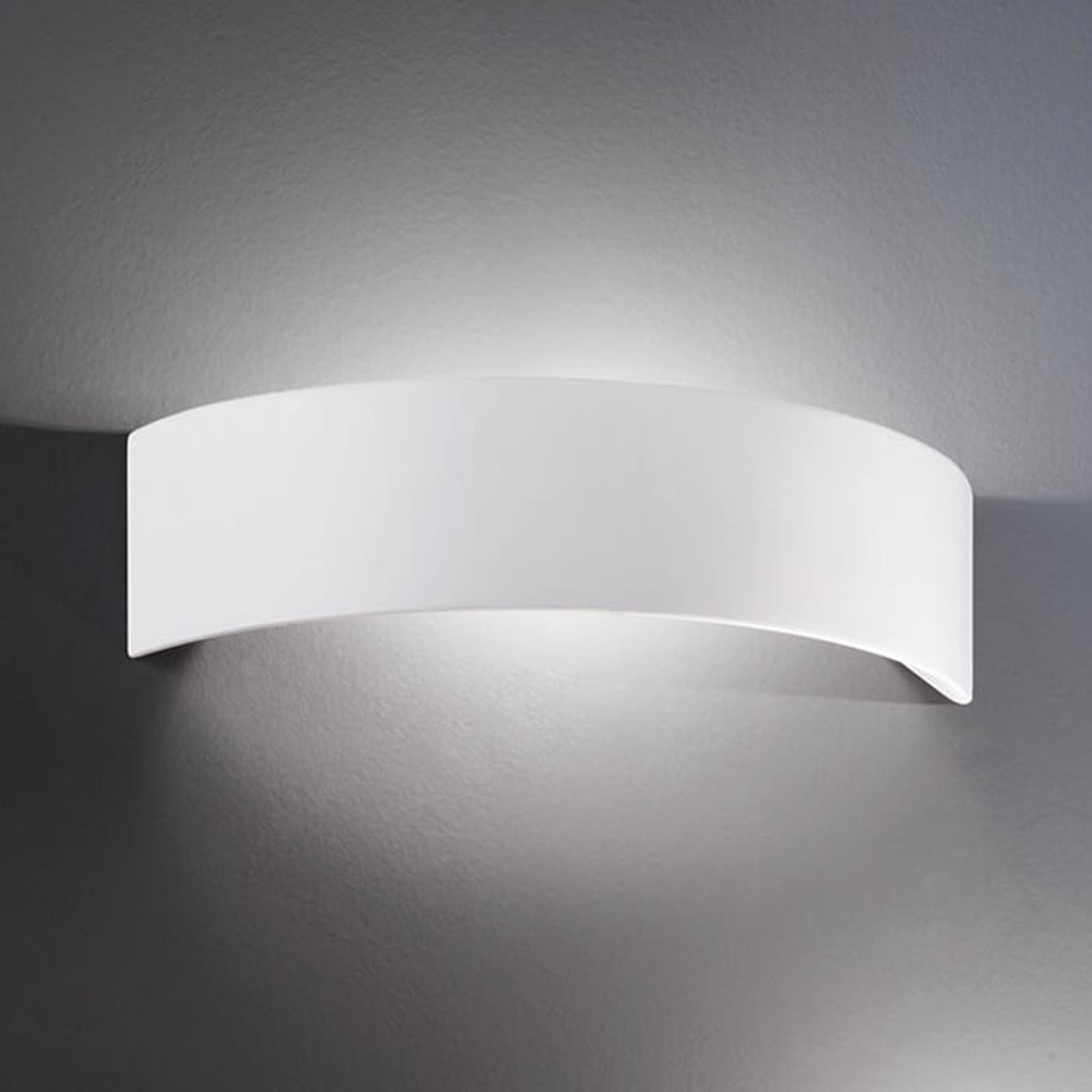 Stylizowana lampa ścienna Arco