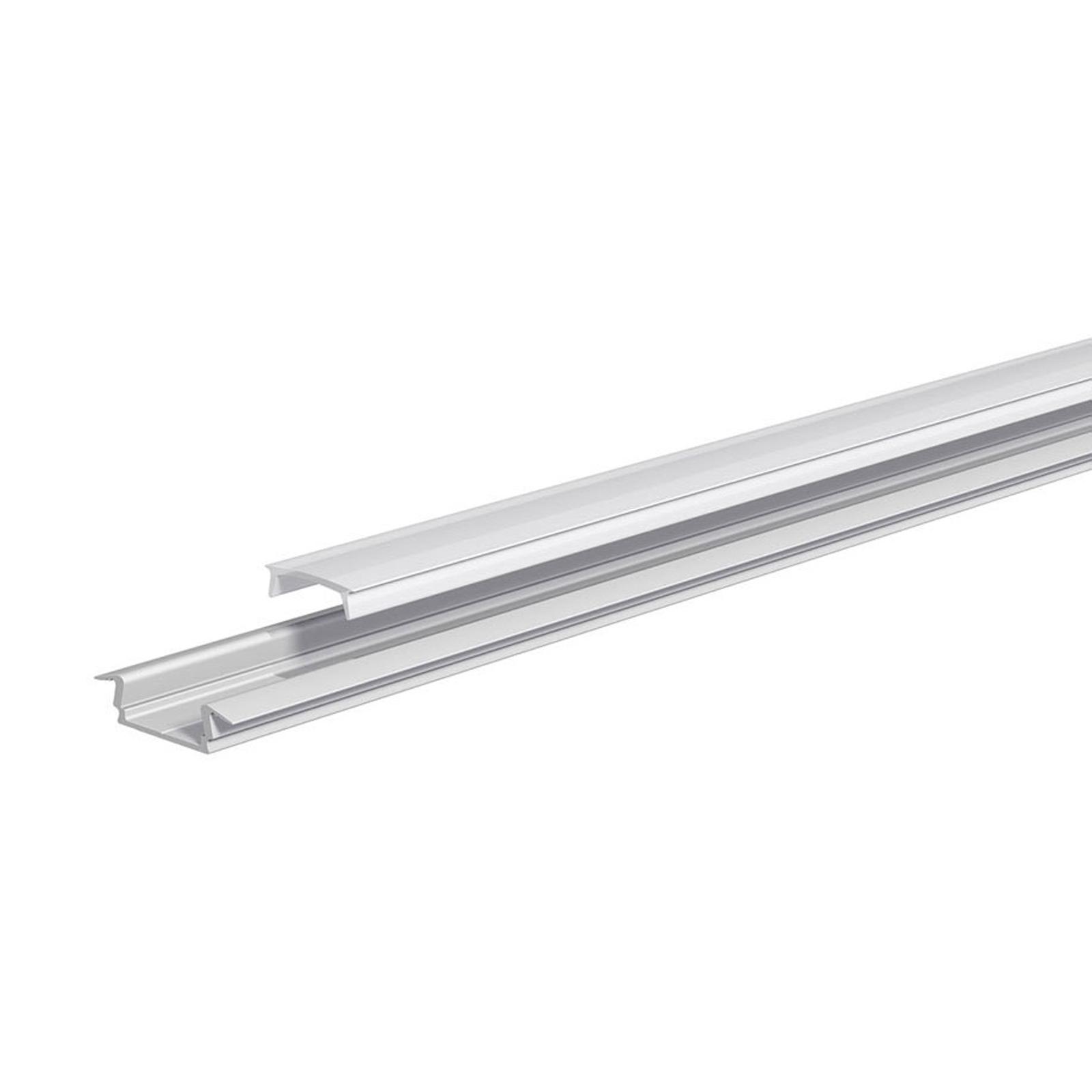 EVN APFLAT3 Alu-Profil, 200cm T-Profil, aluminium