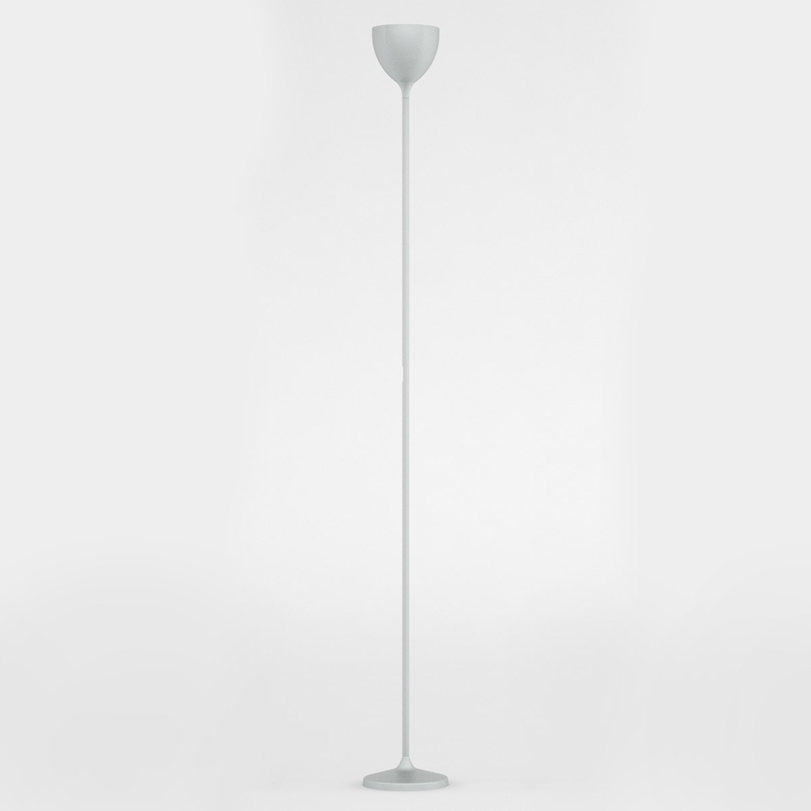 Rotaliana Drink LED-Stehleuchte, silber