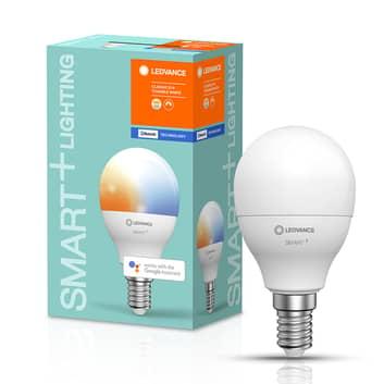 LEDVANCE SMART+ Bluetooth E14 LED dråpe 5W CCT