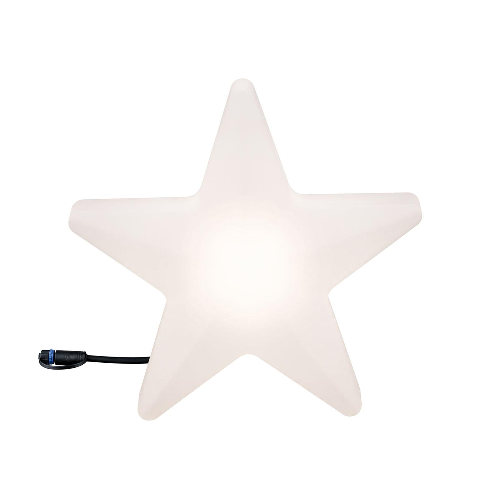 Paulmann Plug & Shine LED-Dekoleuchte Star Ø 40cm