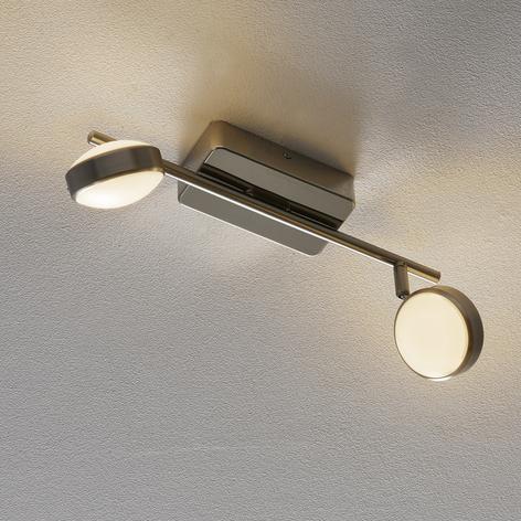EGLO connect Corropoli-C spot sufitowy LED, 2-pkt.