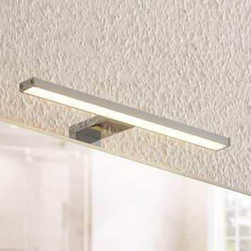 Lindby Daitani lámpara de espejo baño LED, 30,5 cm