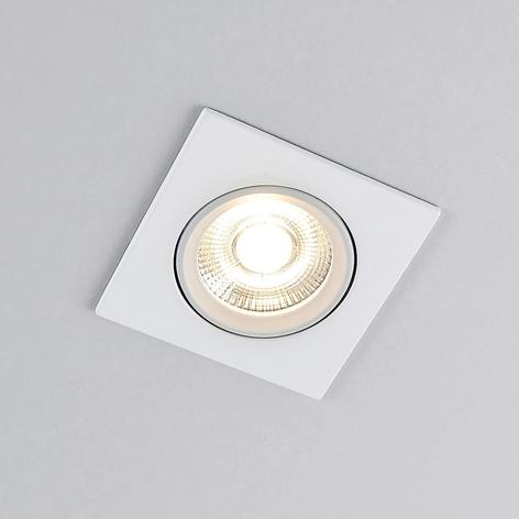 ELC Juno foco empotrado LED, set 3 blanco, angular