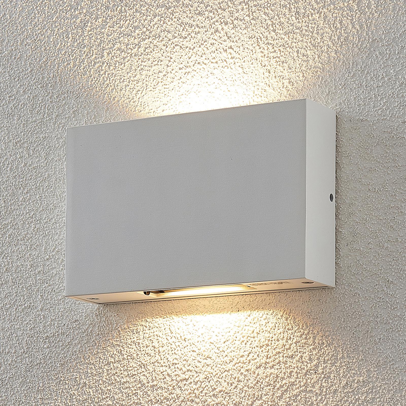 Applique d'extérieur LED Katla en aluminium