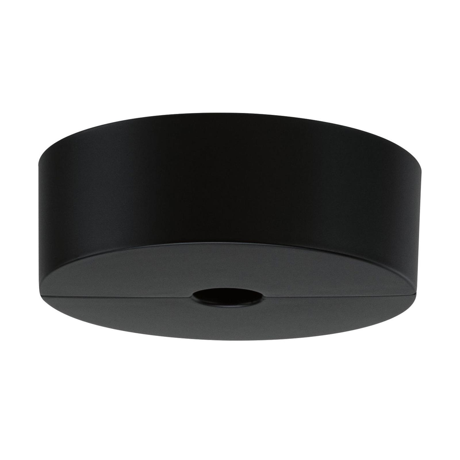 Paulmann URail enkelspotmating matt svart