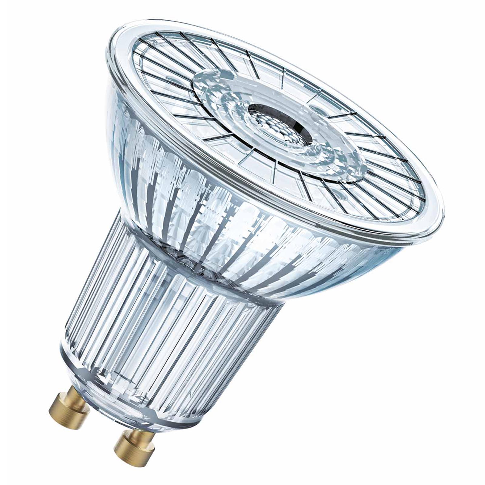 OSRAM LED-reflektor Star GU10 2,6 W varmvit 36°