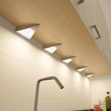 Arcchio Odia LED podlinkové světlo, 5 zdroje