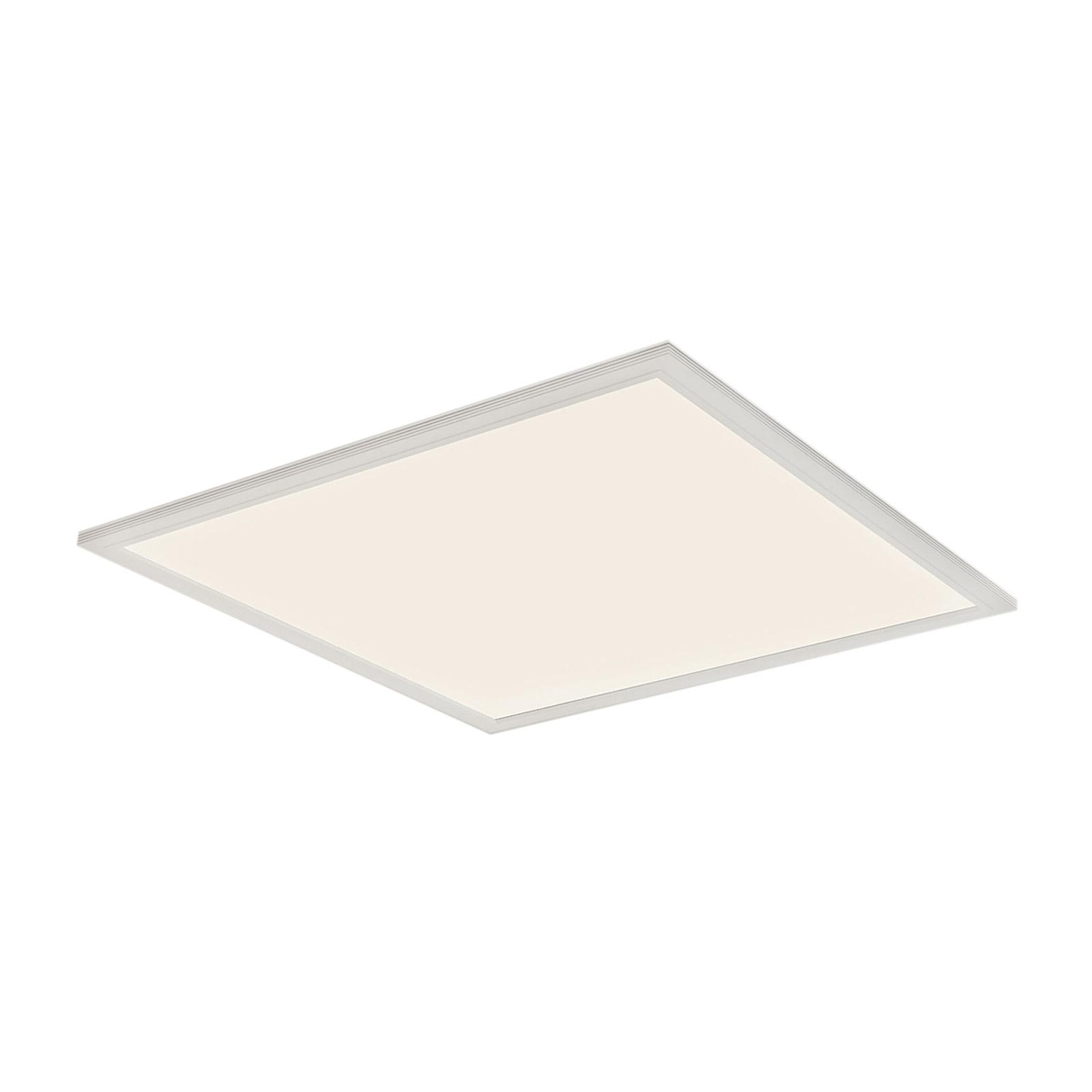 LED-taklampe 7188-016 med sensor, 59,5 x 59,5 cm