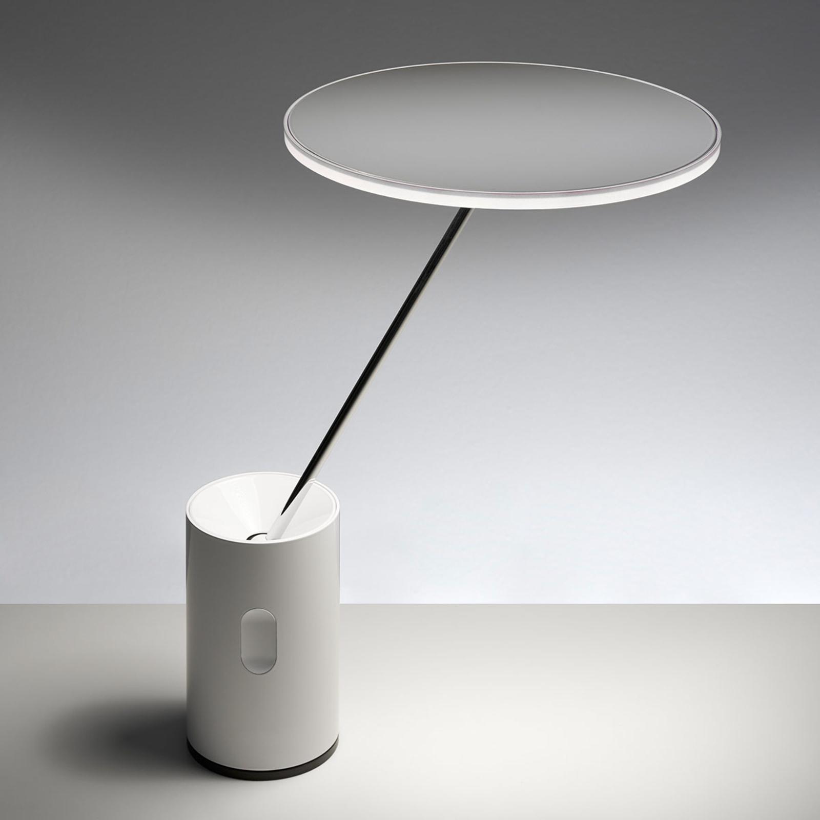 Artemide Sisifo lampe à poser LED blanche