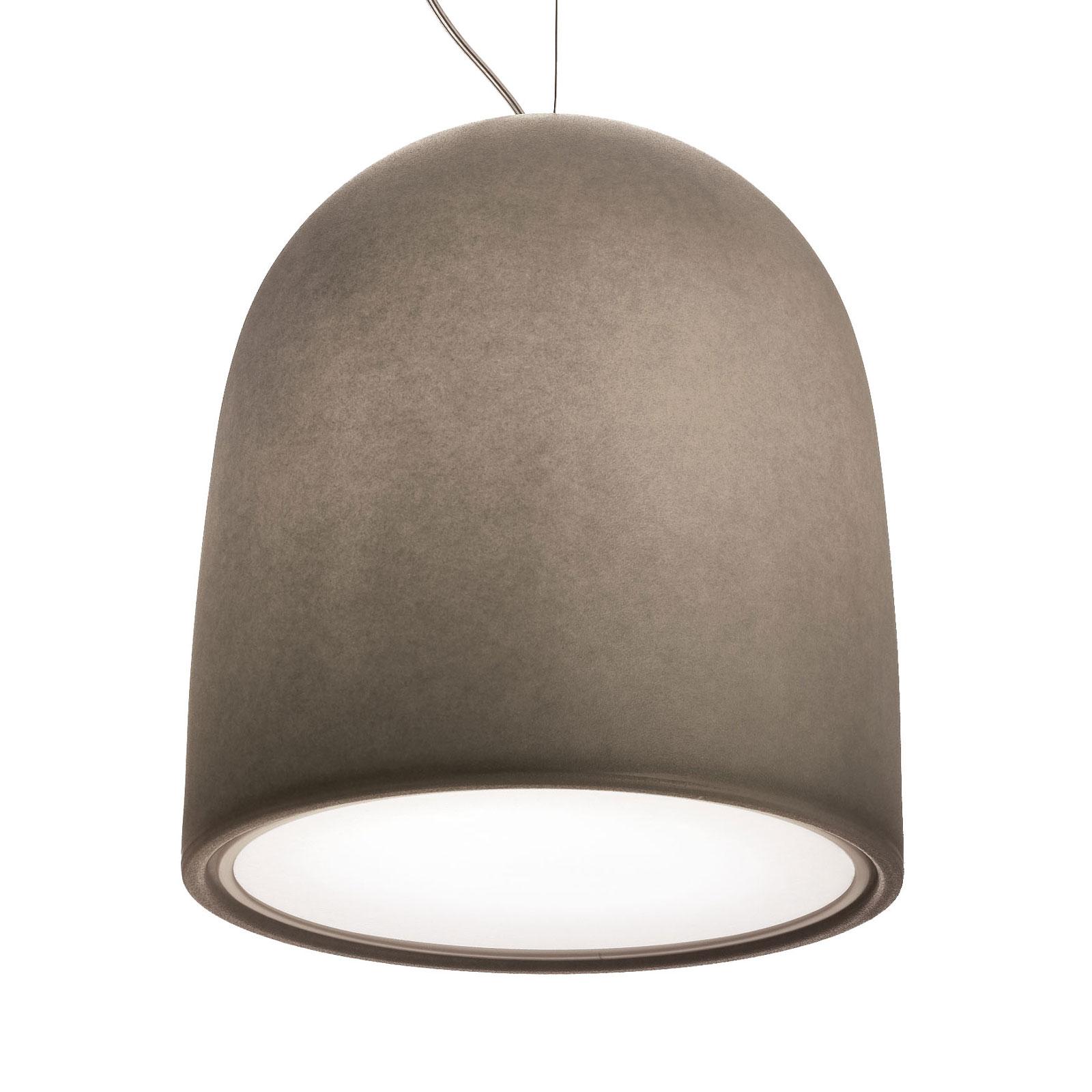 Modo Luce Campanone pendellampe Ø 51 cm mørkegrå