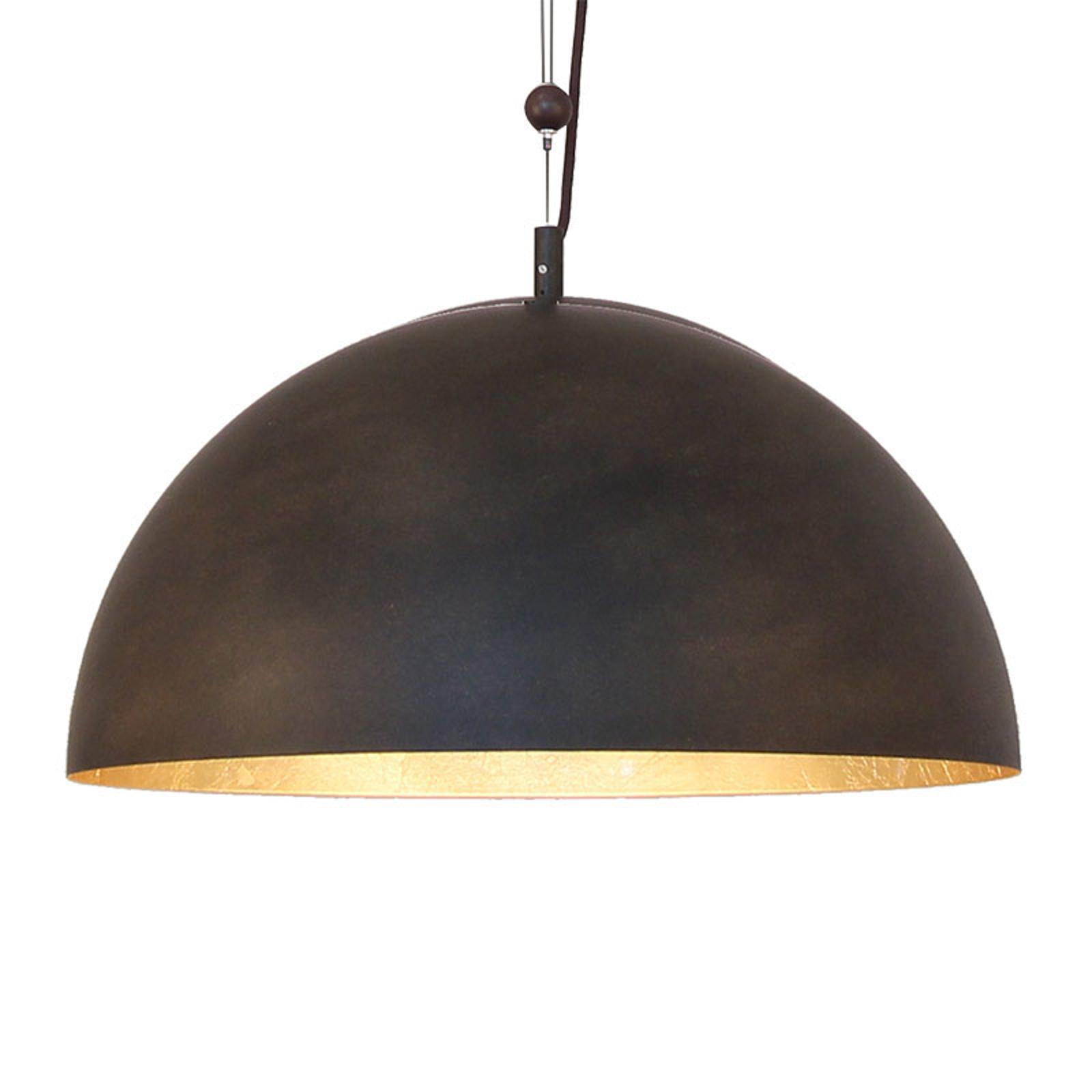 Menzel Solo hængelampe, højdejusterbar