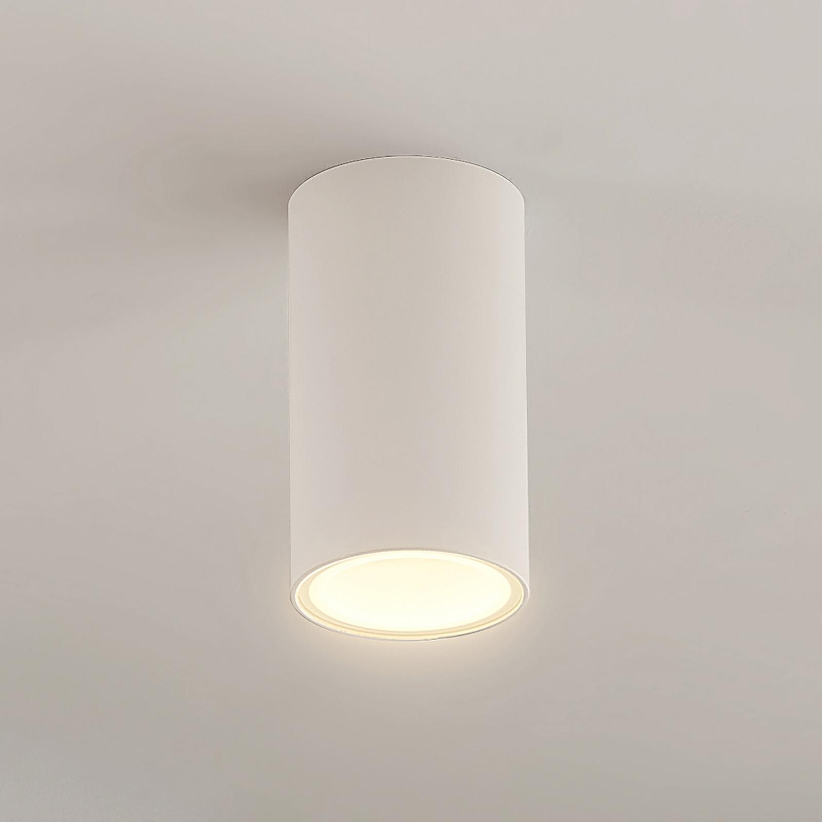 Arcchio Olivir downlight, redondo, GU10, blanco
