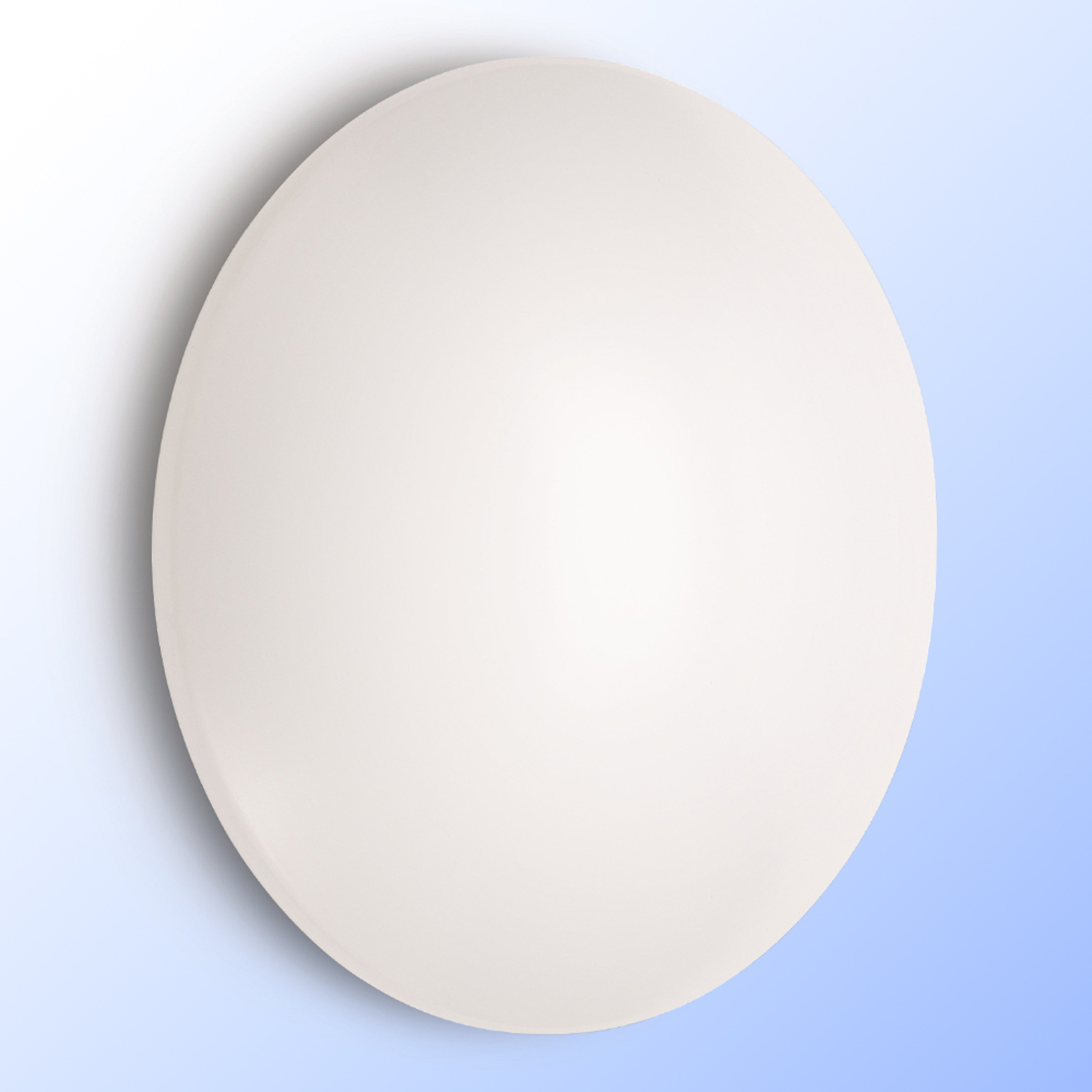 Philips Suede - runde LED-Wandleuchte, Ø 28 cm