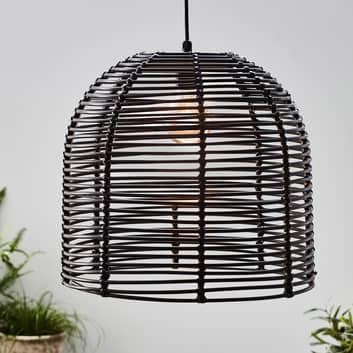 Garden 24 LED-Hängeleuchte 107990, Schirmgeflecht
