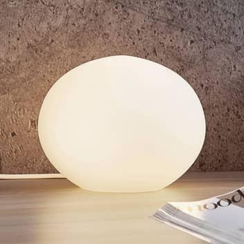 Lindby Tomas glass-bordlampe