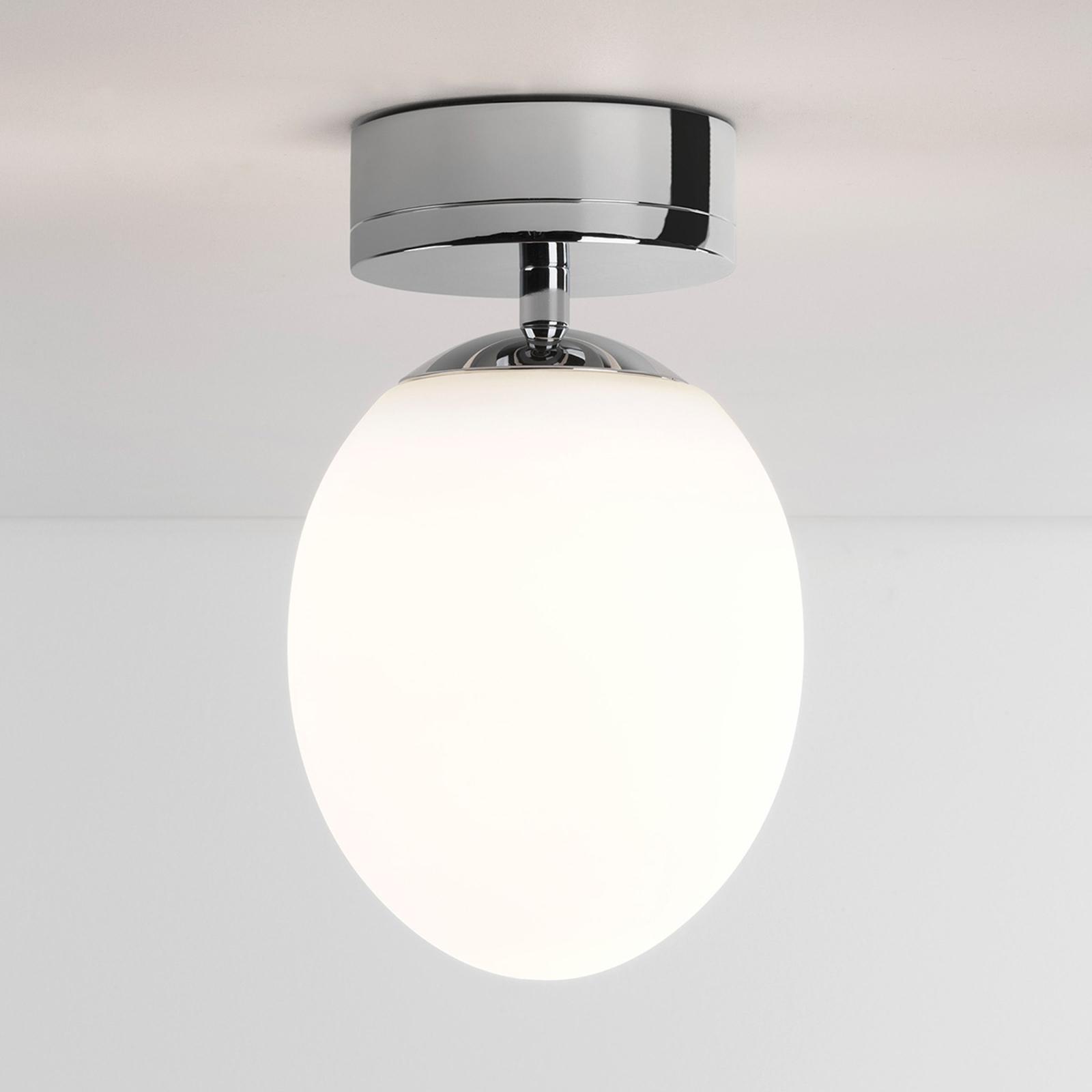Astro Kiwi LED-Deckenleuchte fürs Bad chrom