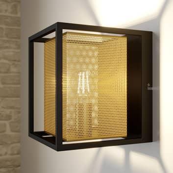 Lindby Daiana lámpara de pared, diseño de panal