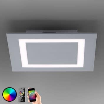 Paul Neuhaus plafoniera LED Q-MIRAN, 30x30 cm