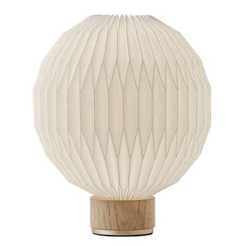 LE KLINT 375 stolní lampa s papírovým stínidlem