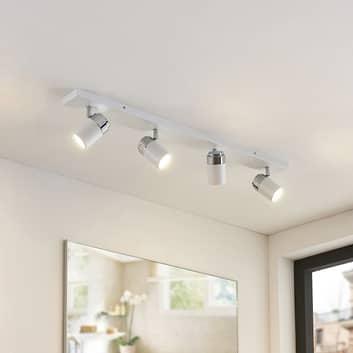 Faretto da soffitto a 4 luci Kardo IP44
