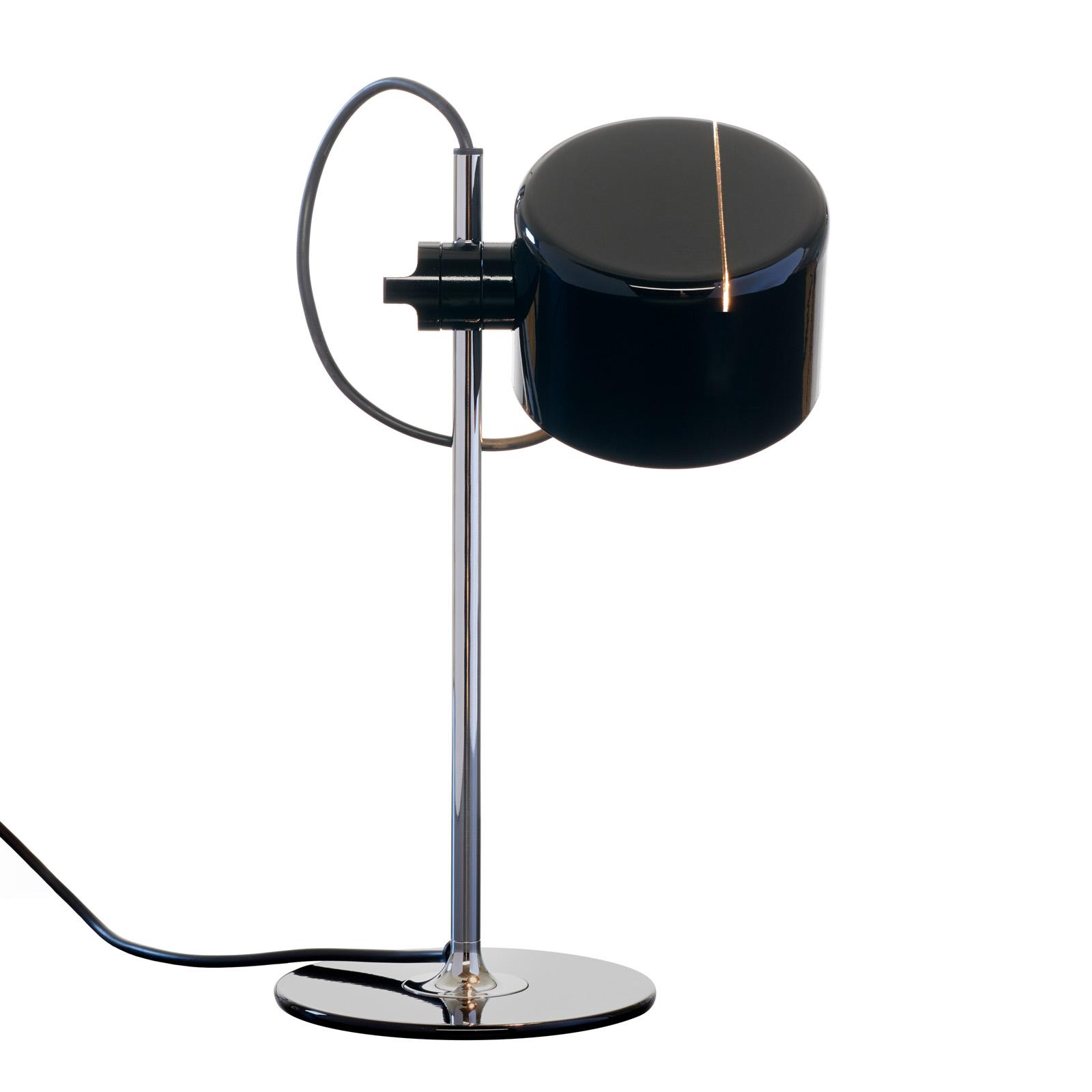 Oluce Mini Coupè LED-Tischleuchte, schwarz