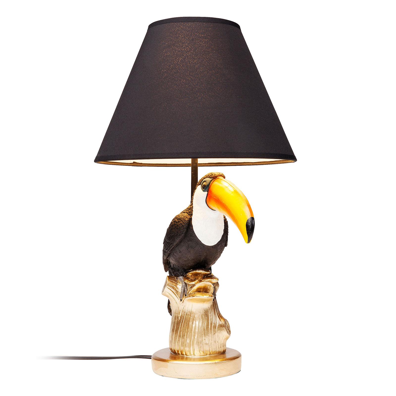 KARE Toucan Tischleuchte in auffälligem Design