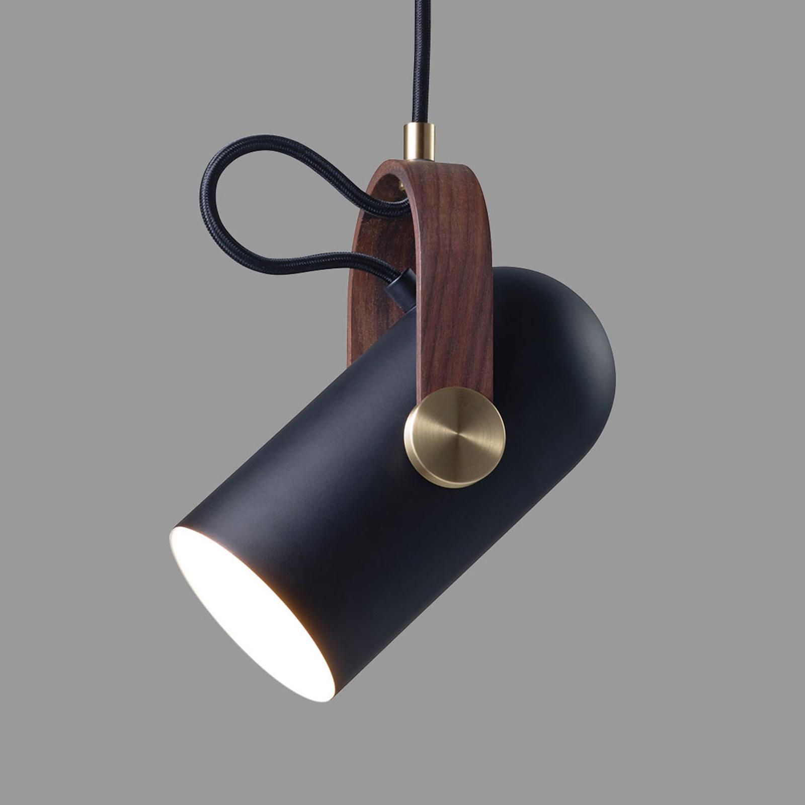 LE KLINT Carronade M - lampa wisząca czarna