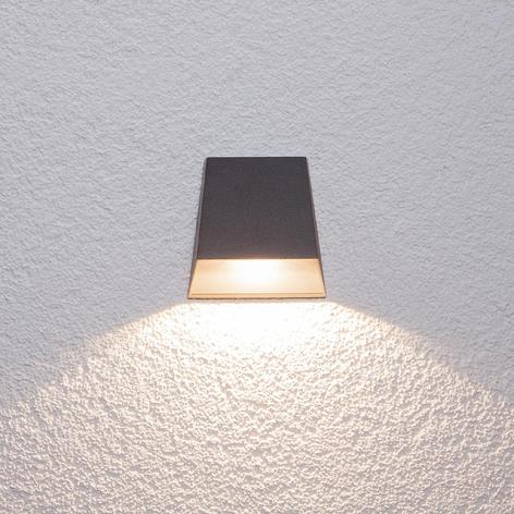 Applique da parete Hanno, luminosa, con LED