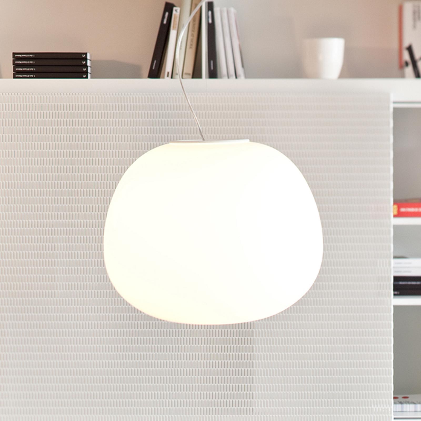 Elegancka lampa wisząca MOCHI 38 cm