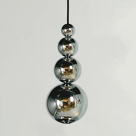 Innermost Bubble - hanglamp in chroom