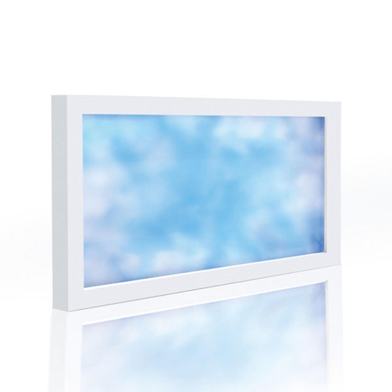 LED-panel Sky Window 120 x 60 cm