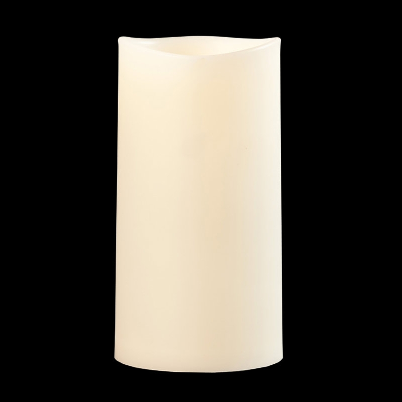 LED-dekorlys Outfdoor Candle, 17cm