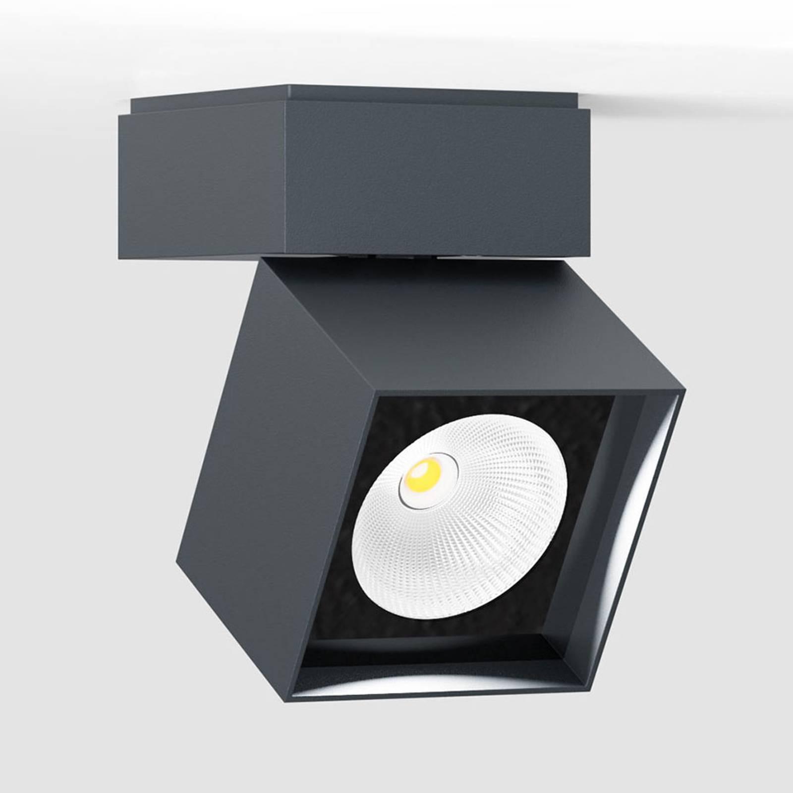 IP44.de pro S lampa sufitowa zewnętrzna LED kątowa