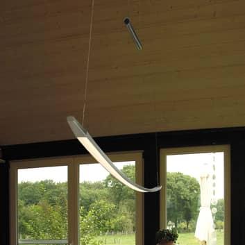 OLIGO Lisgo LED-hengelampe, med touchdimmer