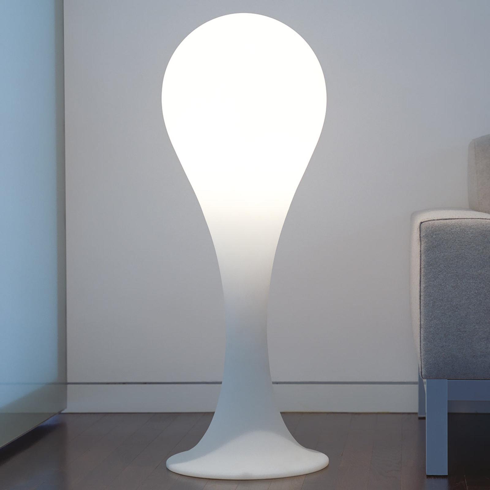 next Drop_4 - designer-gulvlampe i dråbeform