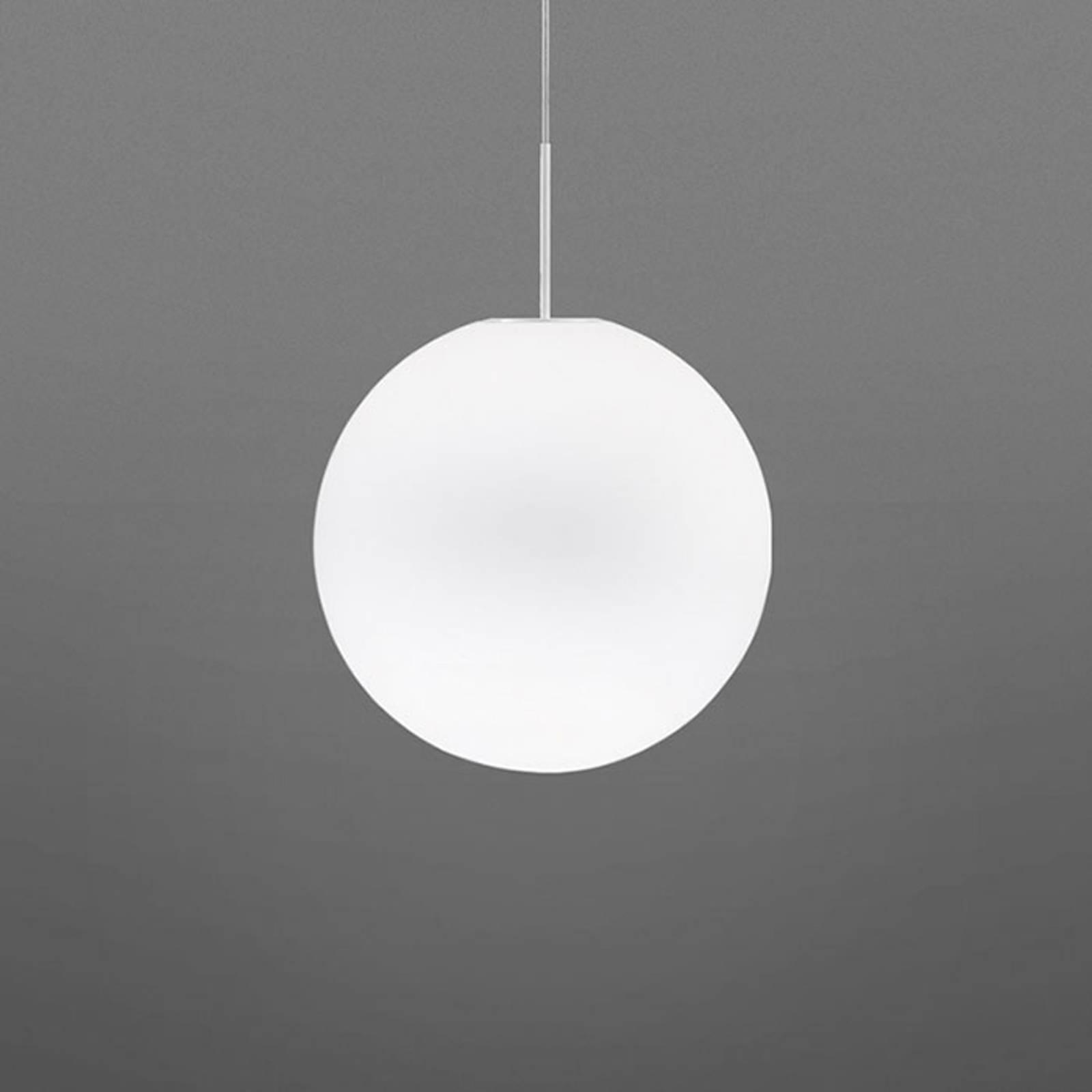 Fabbian Lumi Sfera glazen hanglamp, Ø 14 cm