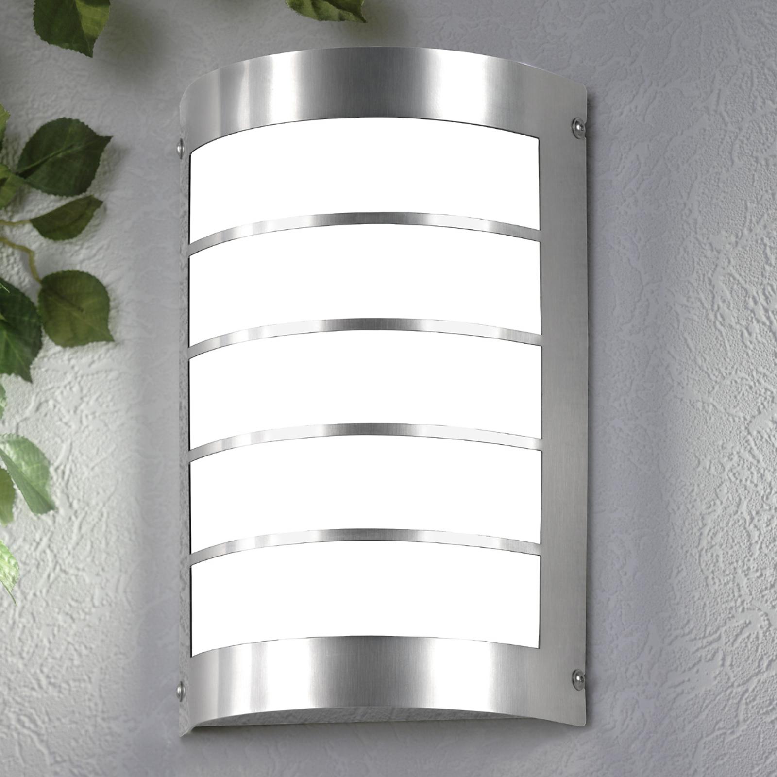 Aplique LED de pared exterior Marco 1