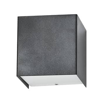 Seinävalaisin Cube terästä, grafiitti