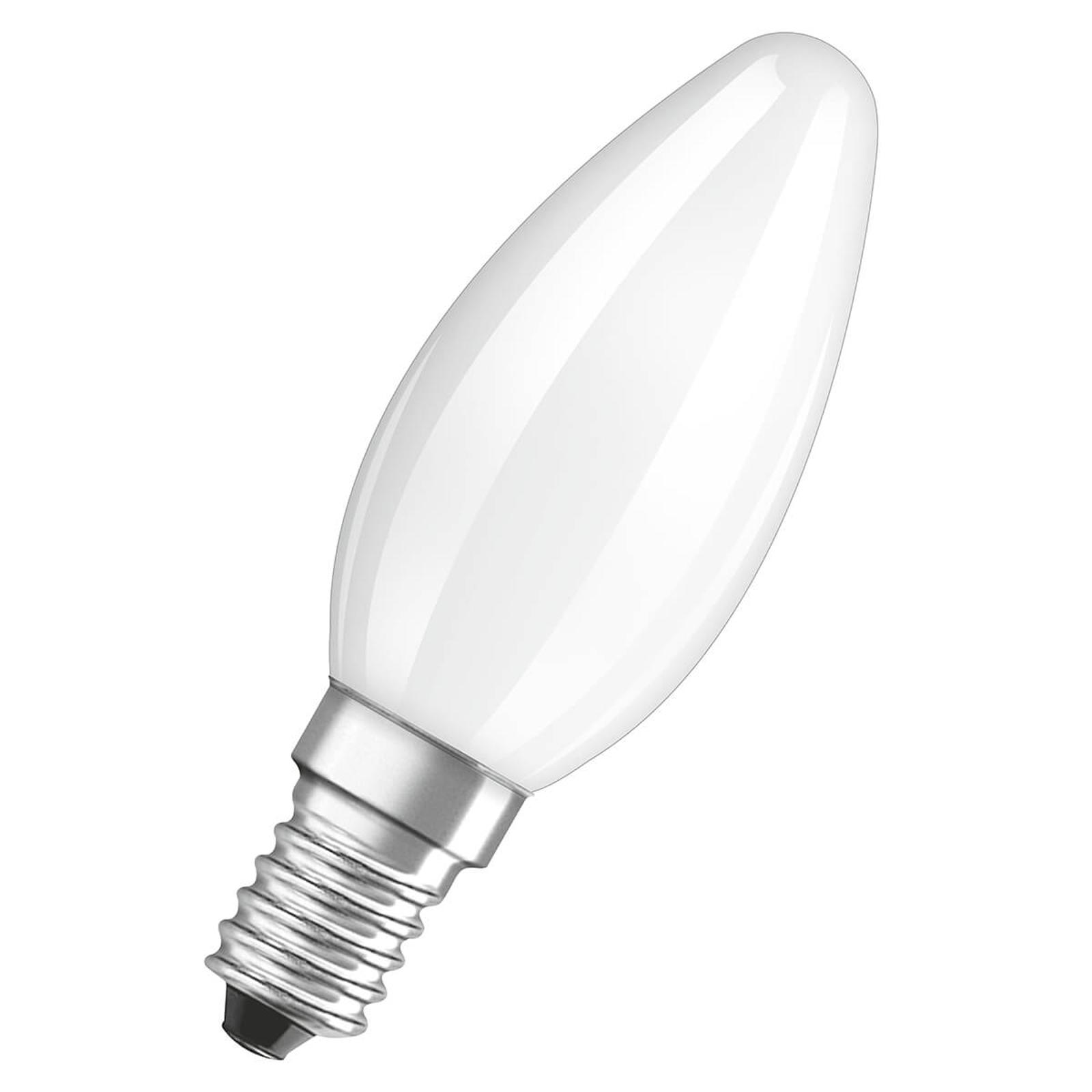 OSRAM LED-Kerzenlampe E14 2,5W 827 250 Lumen