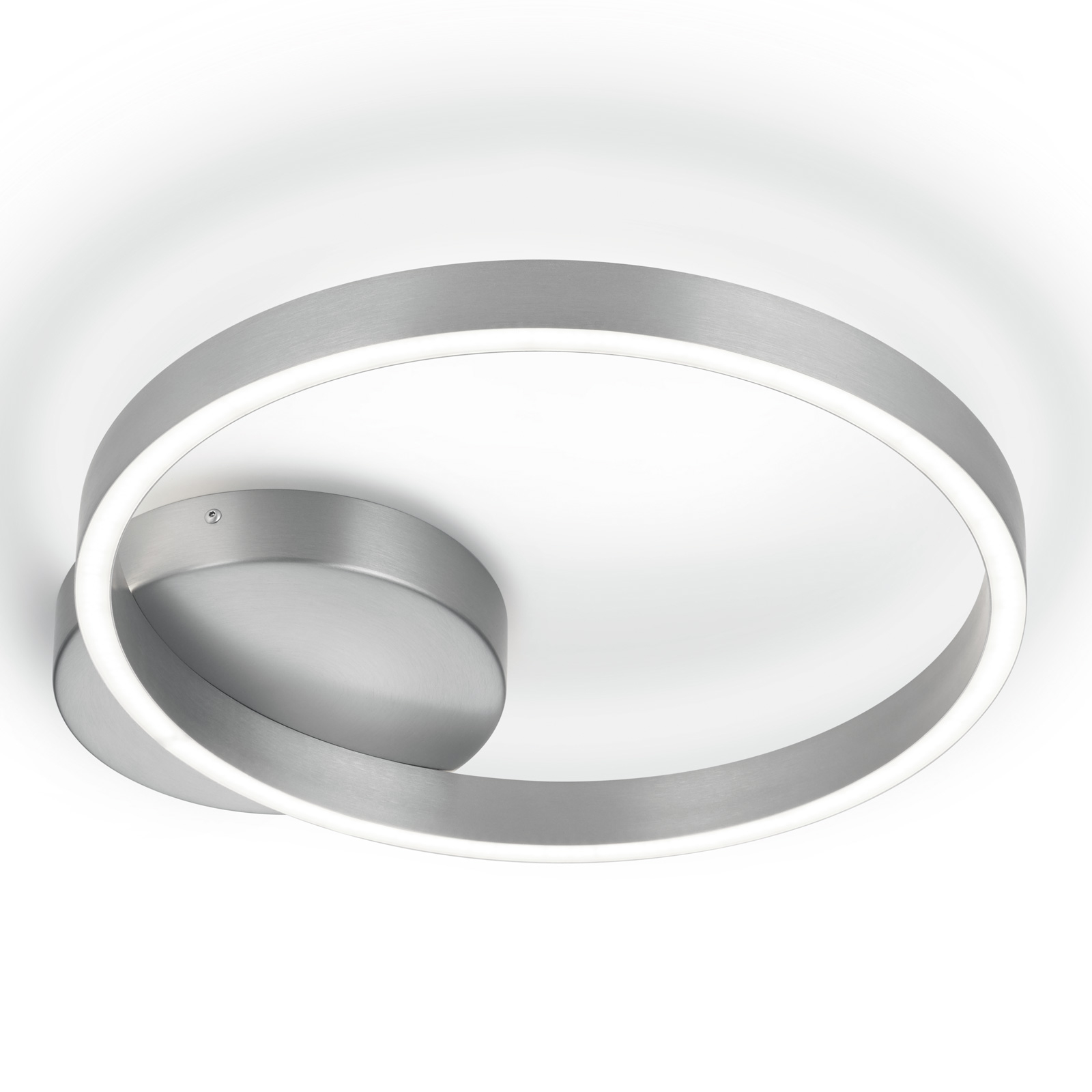 Lampa sufitowa LED Anel-40, pośrednia/bezpośrednia