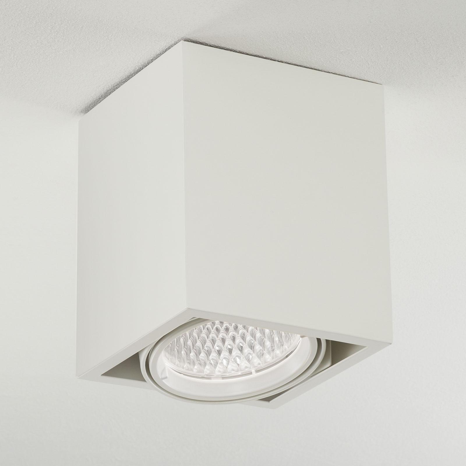 Arcchio Cirdan plafonnier LED à 1 lampe blanc