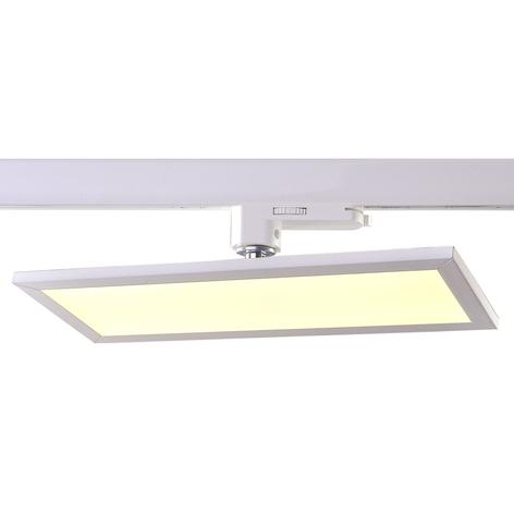 Arcchio Hairis 3-fase-LED paneel, wit